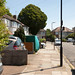 Woodhouse Avenue, looking east | Survival locations | Perivale | Doctor Who | July 2018-13