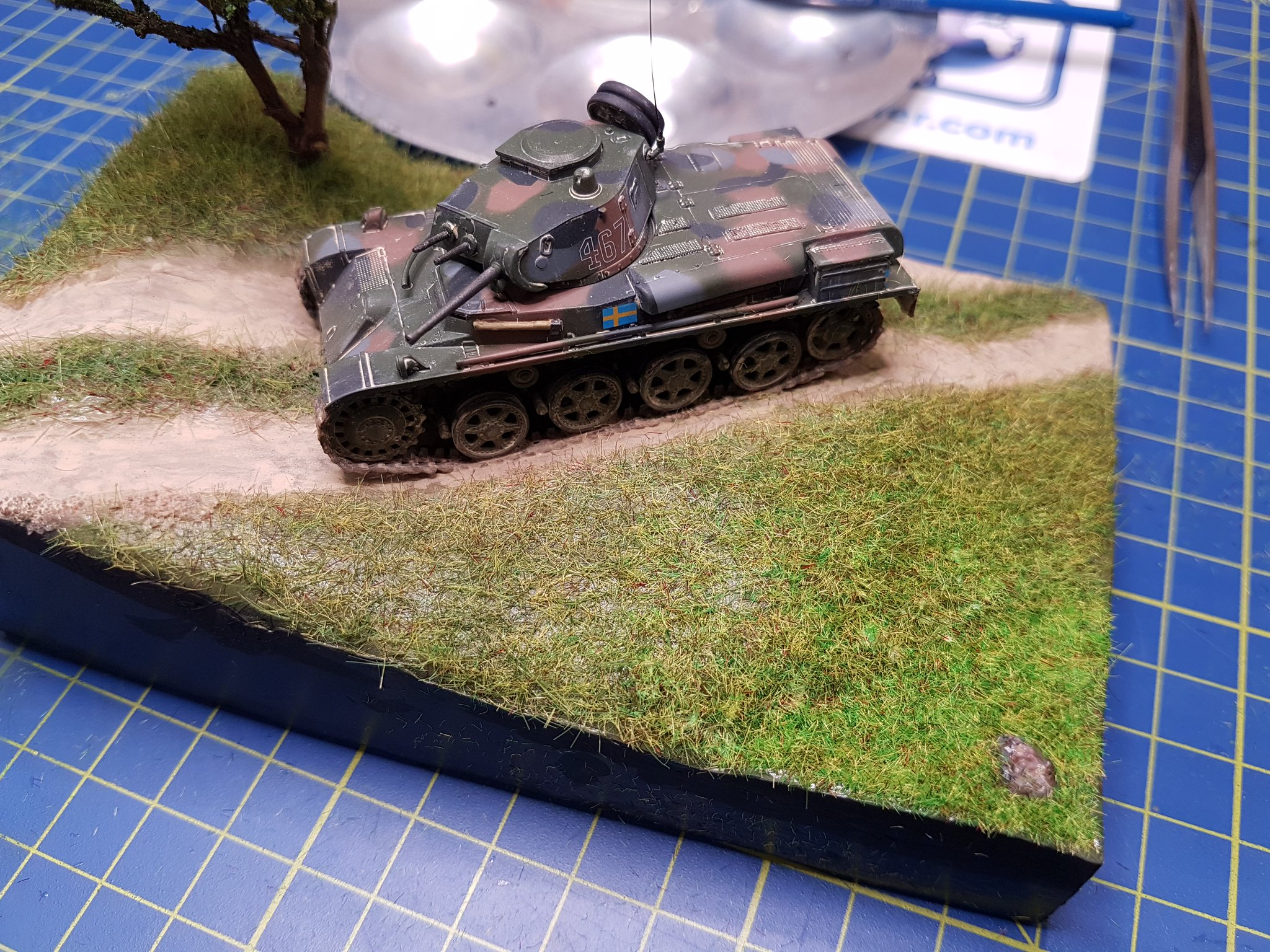 IBG Models 1/72 Stridsvagn m/40L Swedish Light Tank - Sida 3 29781055518_46311e2508_k