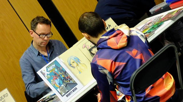 Edinburgh Comic Con 2018 025