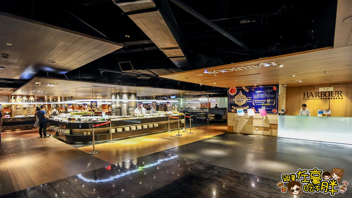 漢神巨蛋海港餐廳吃到飽-63