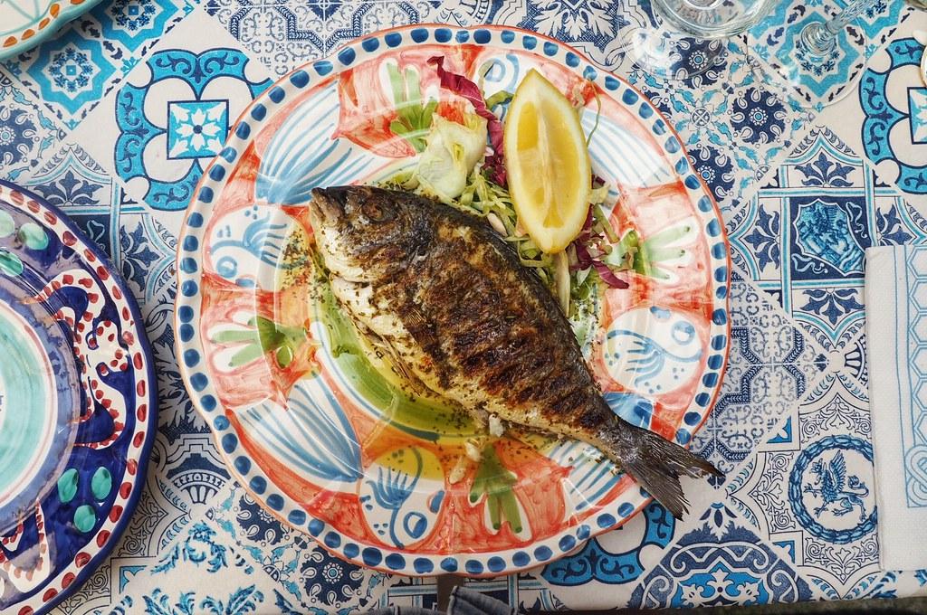 Amalfi fish