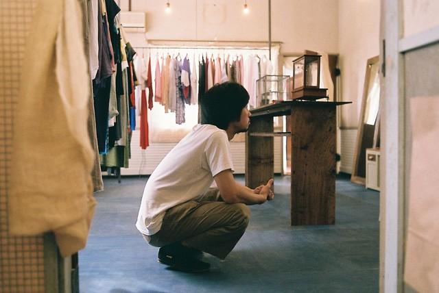 Photo:こころ、脱ぐ By Kana Sasamoto