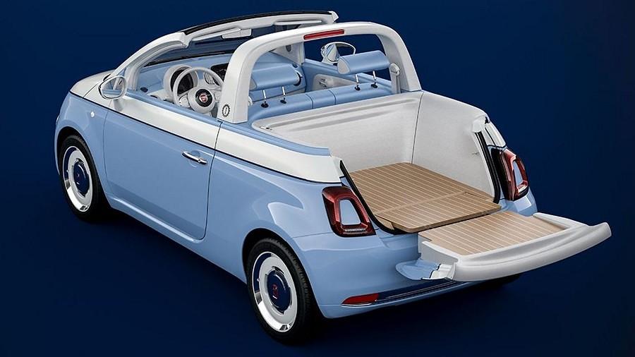 Fiat 500 Spiaggina 11