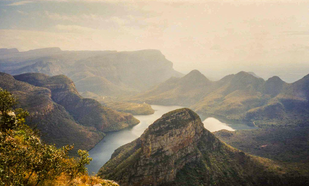 Blyde River Canyon: South Africa