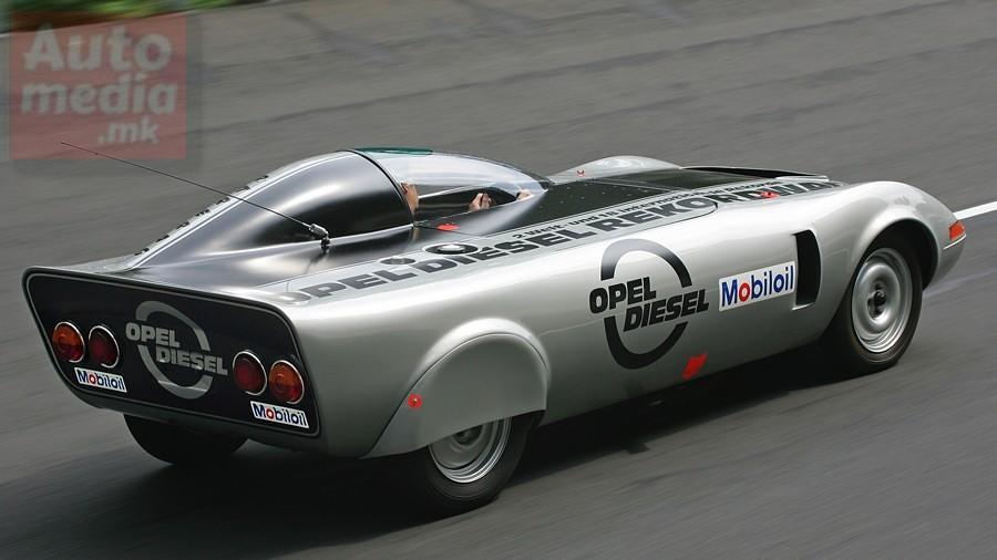 Opel GT istorija 13