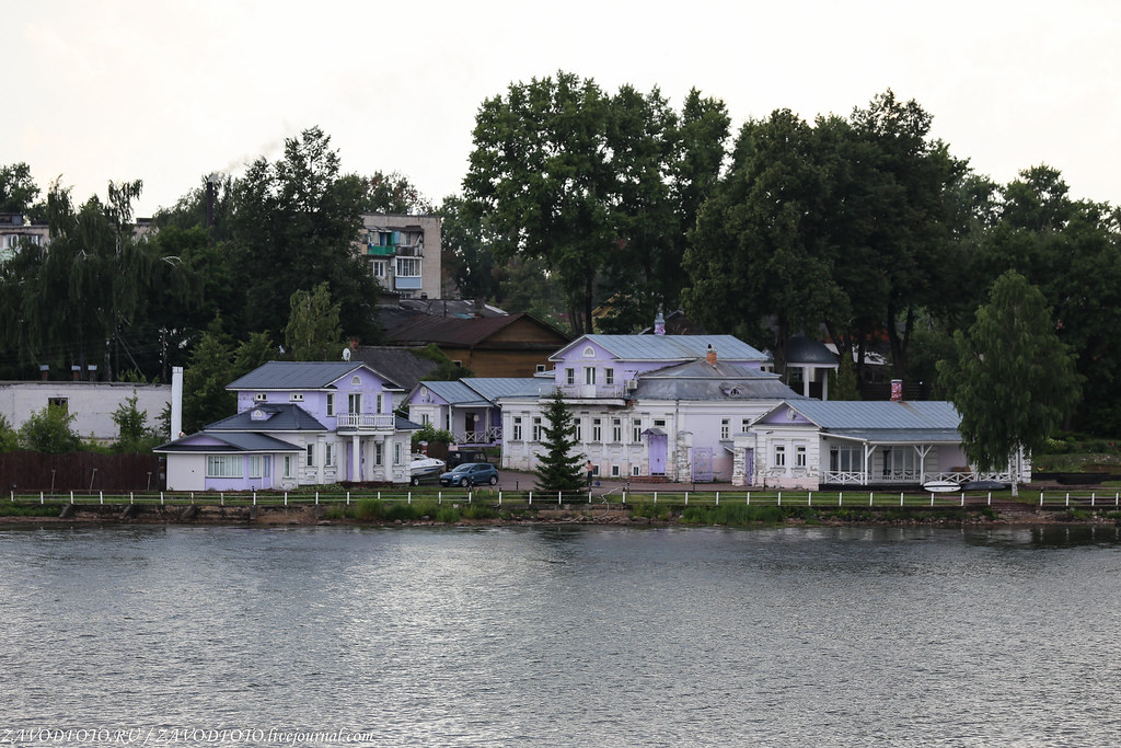"""Cruise on the ship """"Dmitry Furmanov."""" Kalyazin or how we rooted for our monasteries, here, cities, Kalyazin, museum, Kalyazin, God's, Kalyazin, which was built, Thanks, Rev., our, Mother, Here, sights, church, Local lore, total, degrees"""