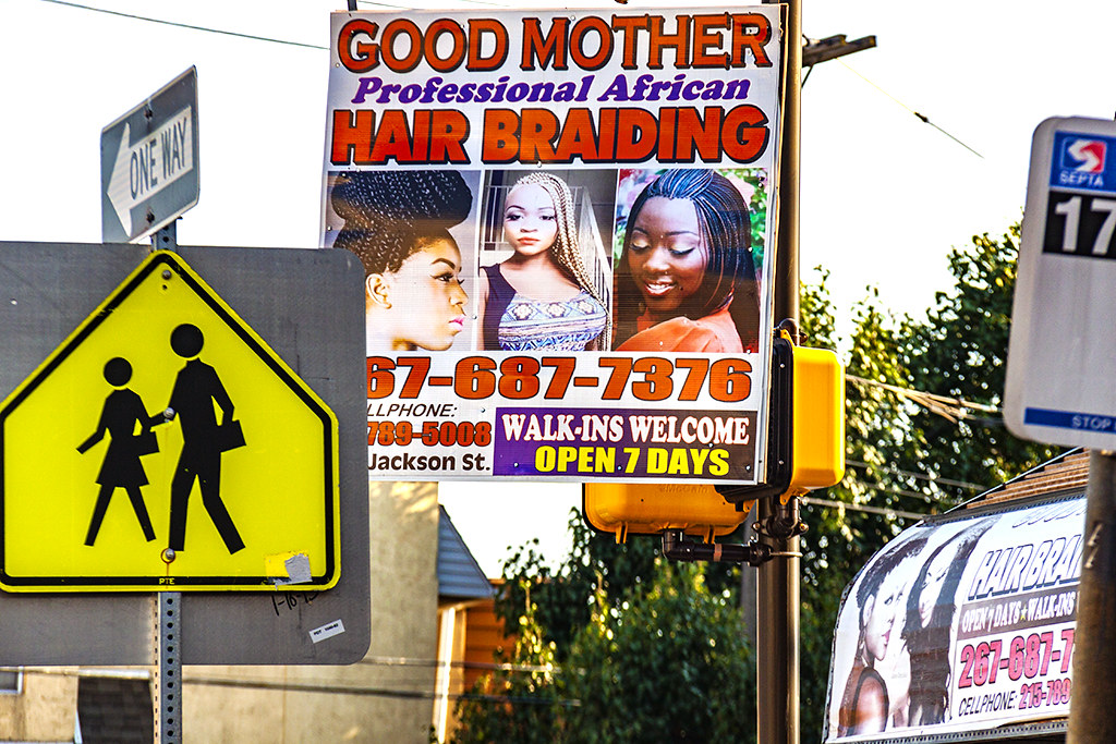 GOOD MOTHER HAIR BRAIDING--Point Breeze