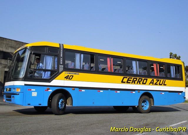 40 - Cerro Azul, Sony DSC-W55