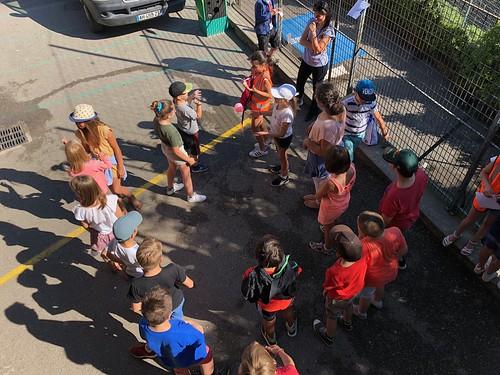 Matinée Sport - Ecole juillet 2018
