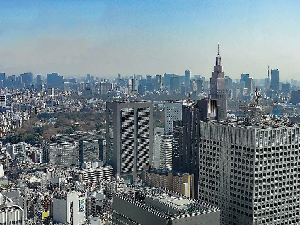Tokyo_Utsikt_Shinjuku