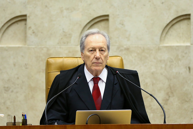 Brazil's Supreme Court justice Lewandowski granted petition filed by union organizations: privatizations should be passed by the Congress - Créditos: Marcelo Camargo/Agência Brasil