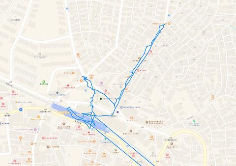 三ツ境笹野台商店街
