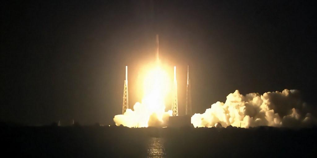 Un autre lancement réussi pour SpaceX
