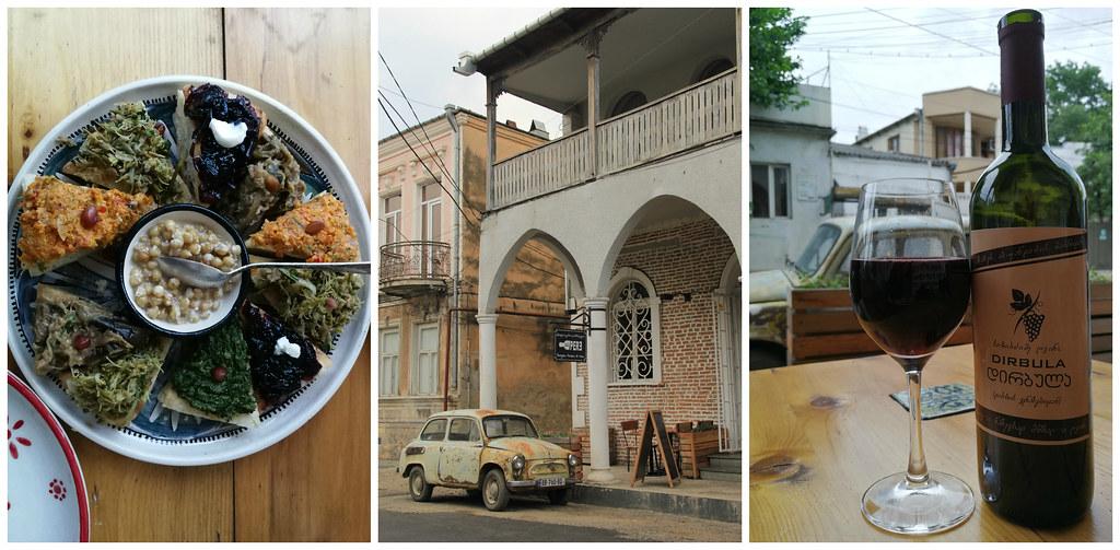 Sapere Wine Bar, Kutaisi