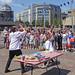 Culinary Duel by Etta Ermini Dance Theatre, at the Bradford Festival