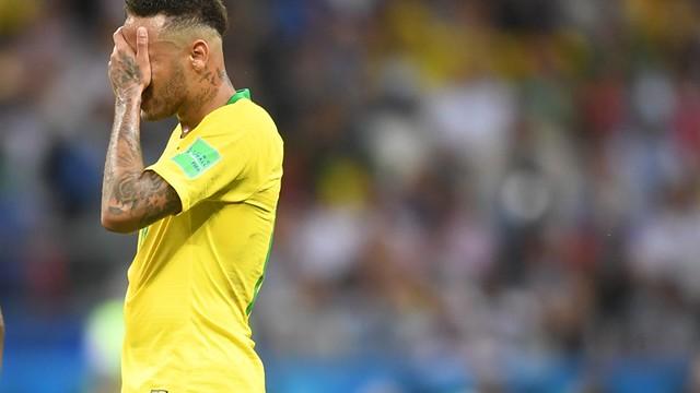 Bélgica vence o Brasil por 2 a 1 na Arena Kazan e adia o sonho do hexa