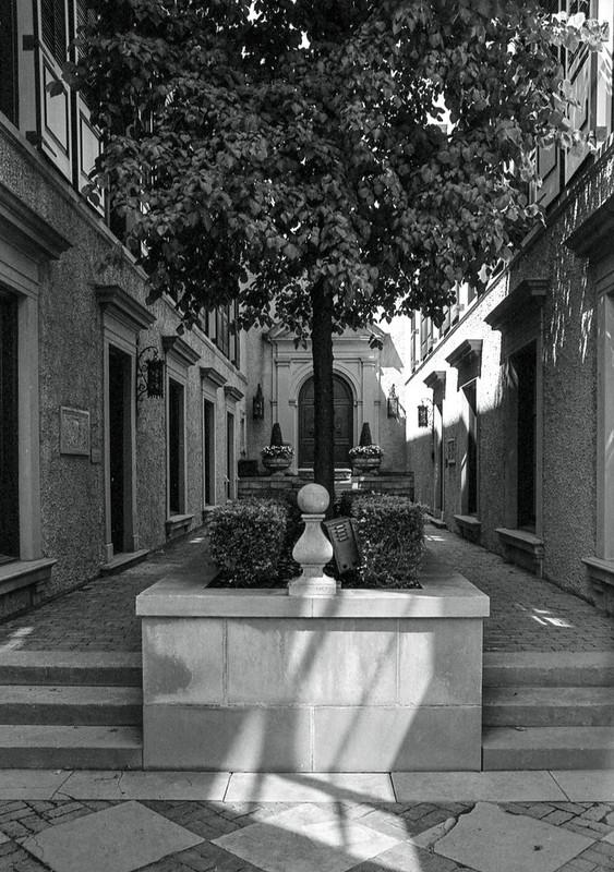 Yonge St. Courtyard