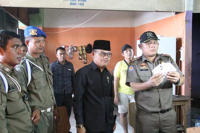 04 Juni 2018 Sidak Ketua DPRD Kota Serang Ke Pasar Induk Rau