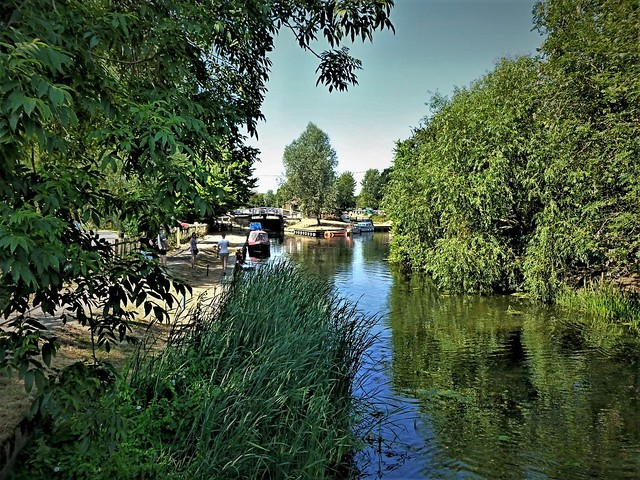 Chelmer and Blackwater Navigation, Essex.