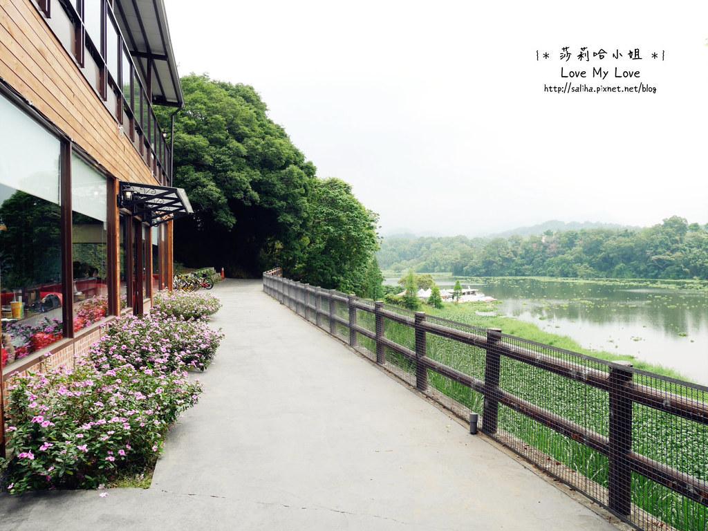 峨眉湖附近景觀餐廳推薦雪之湖咖啡下午茶義大利麵 (35)