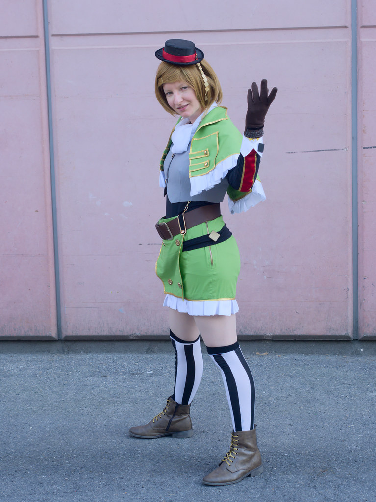 related image - Japan Expo 2018 - P1255130
