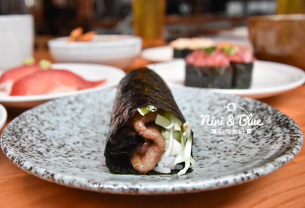 一笈壽司 台中 公益路 YIJI sushi 菜單13