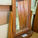 Pine dresser mirror E30