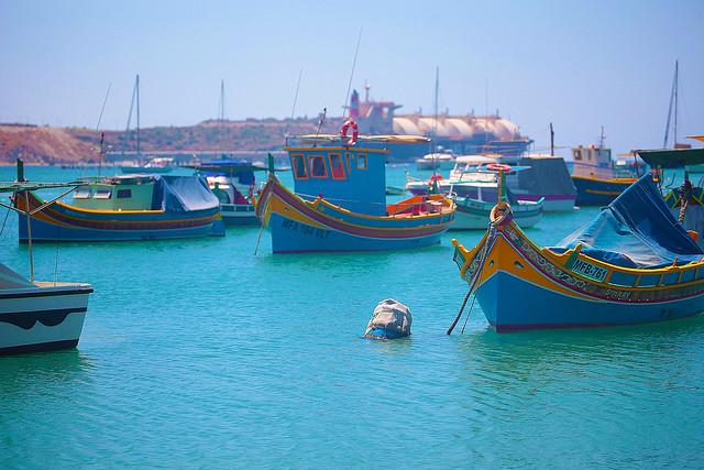 Marsaxlokk Malta Tanvii.com