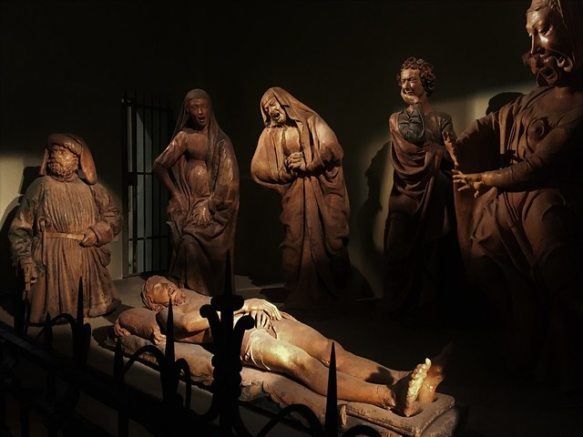 Compianto sul Cristo Morto (Mourning over the Dead Christ)