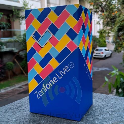 ASUS Zenfone Live L1 - Paket Penjualan
