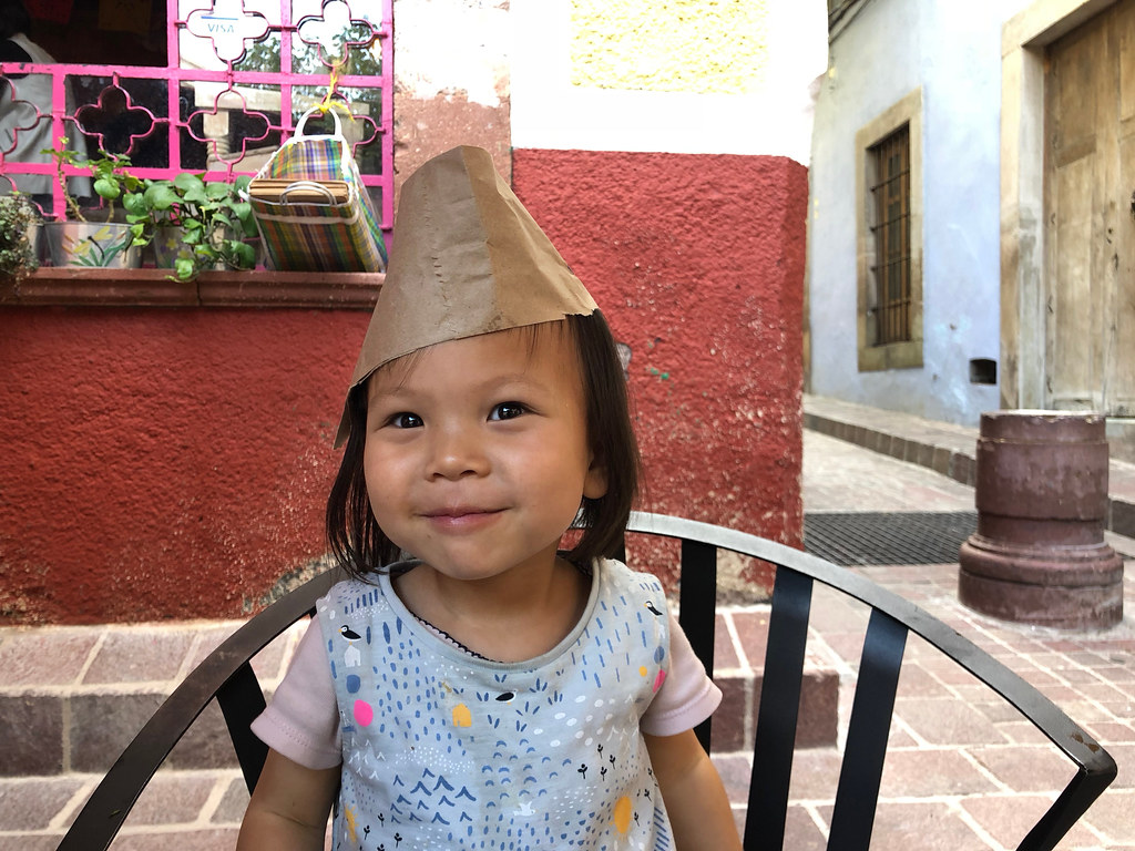 Clem-made hat