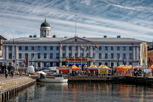 Hôtel de ville d'Helsinki