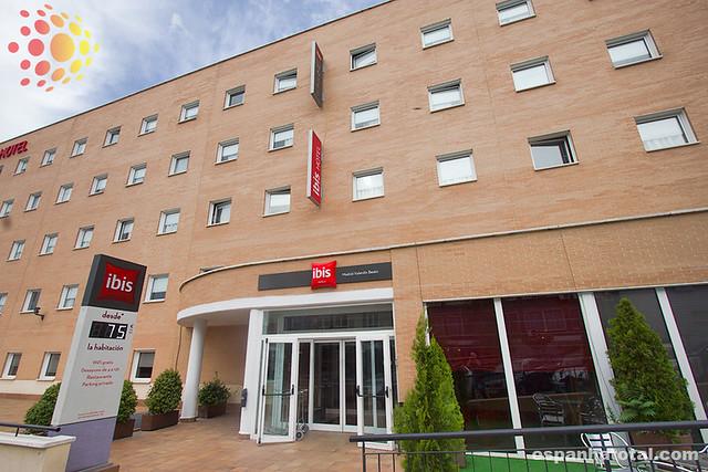 os melhores hotéis Ibis de Madri
