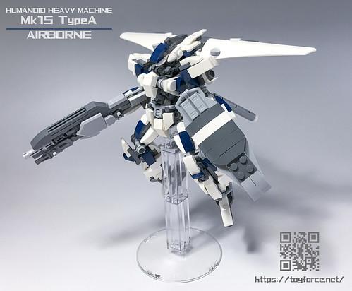 LEGO Robot Mk15-TypeA-01S