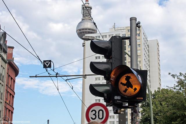 Semaforo di Berlino