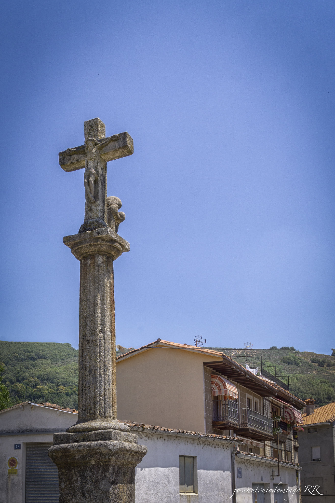 Cruz de la Piornal.