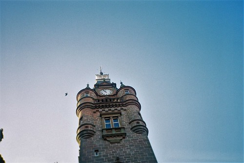 Lockerbie Clocktower