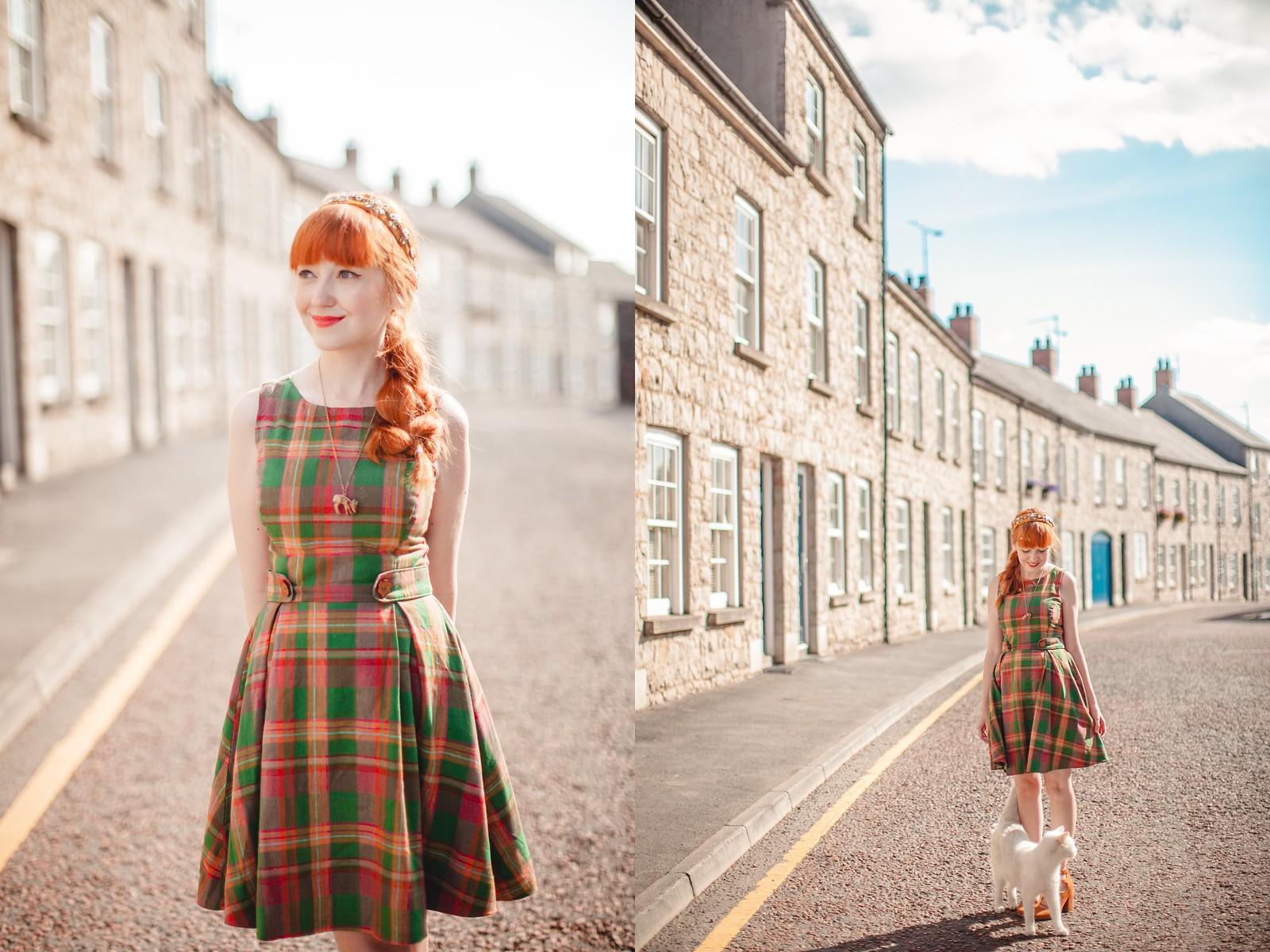 modcloth plaid dress-20-side