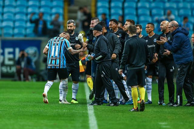 Grêmio X São Paulo
