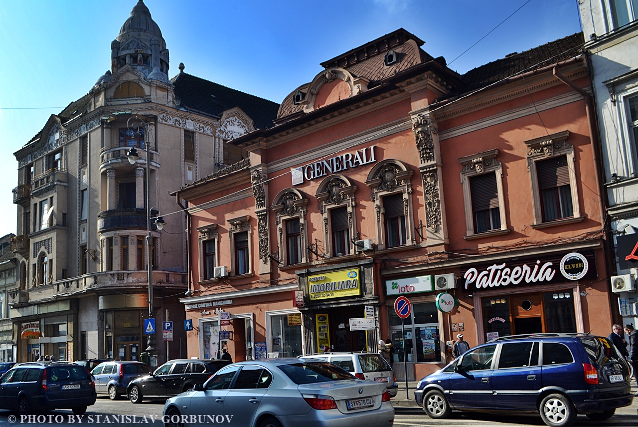 Arad is the failed Budapest of Romania of the city, here, this, Arad, city, Romania, time, can, which, back, building, more, fortress, his, completely, between, city, past, personally, buildings