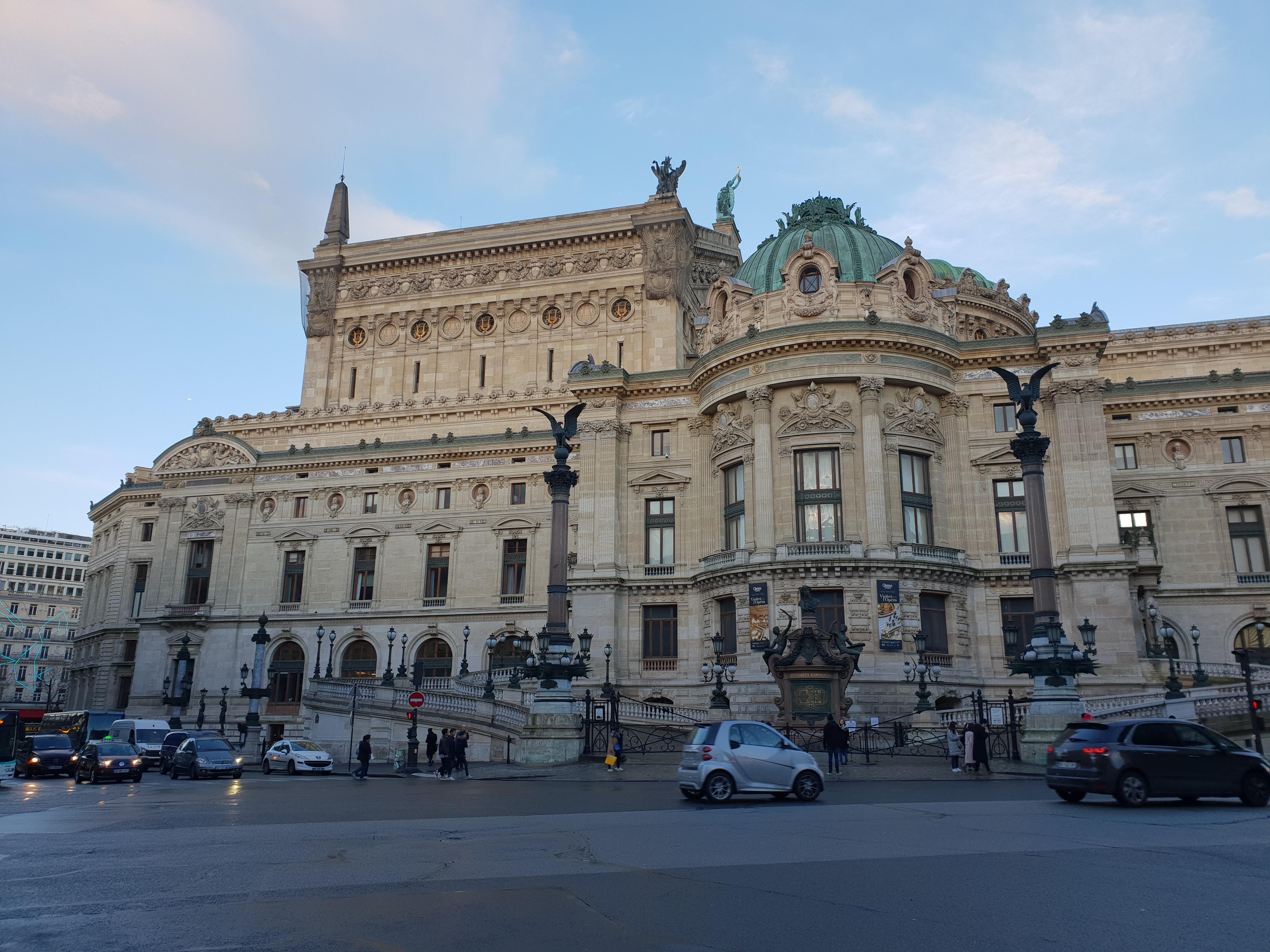 巴黎歌劇院Opéra de Paris-3