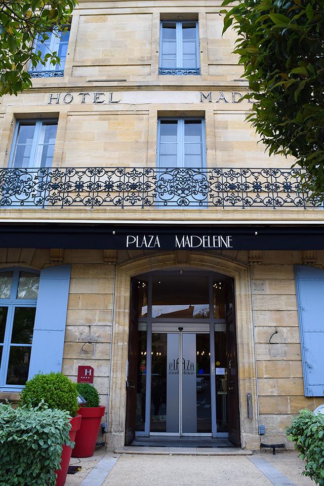 Hotel Plaza Madaline, Sarlat #hotel #sarlat #france #dordoge