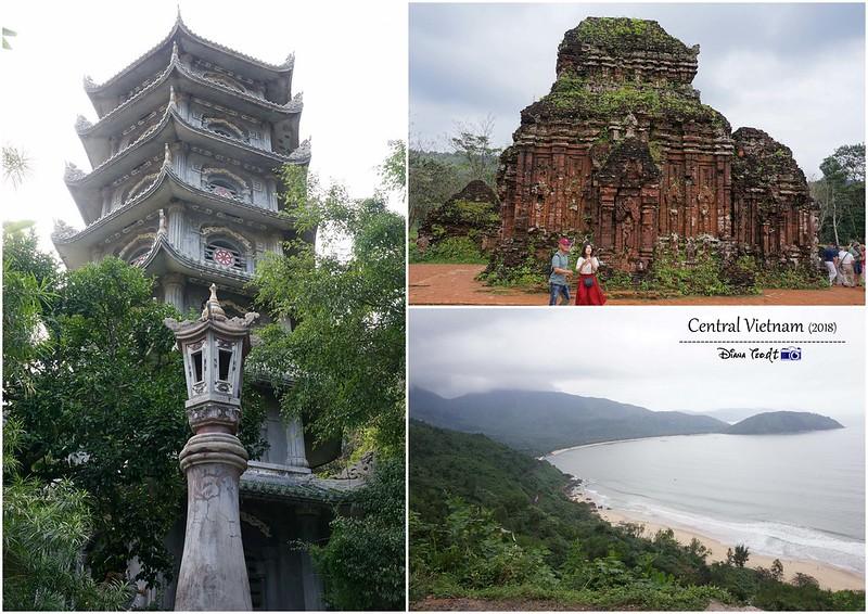 2018 Central Vietnam - My Son Sanctuary, Marble Mountains & Hai Van Pass