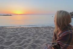 The Rising Sun of L'Escala