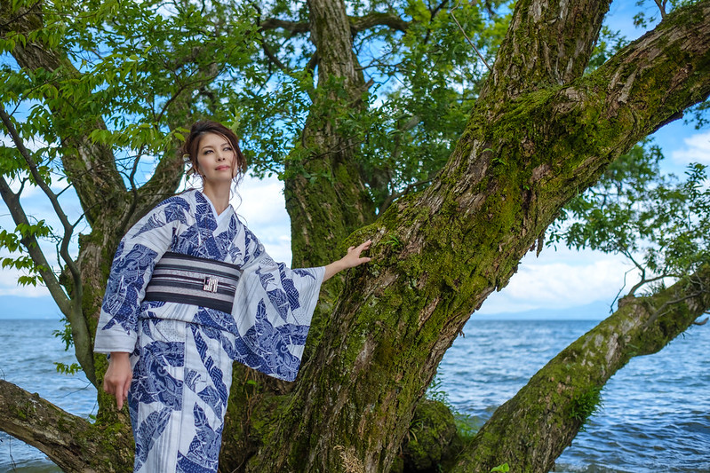 Summer of Lake Biwa
