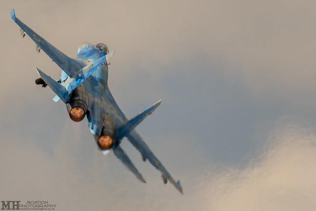 Sukhoi Su-27P1M - 831st Guards Tactical Aviation Brigade, Ukranian Air Force