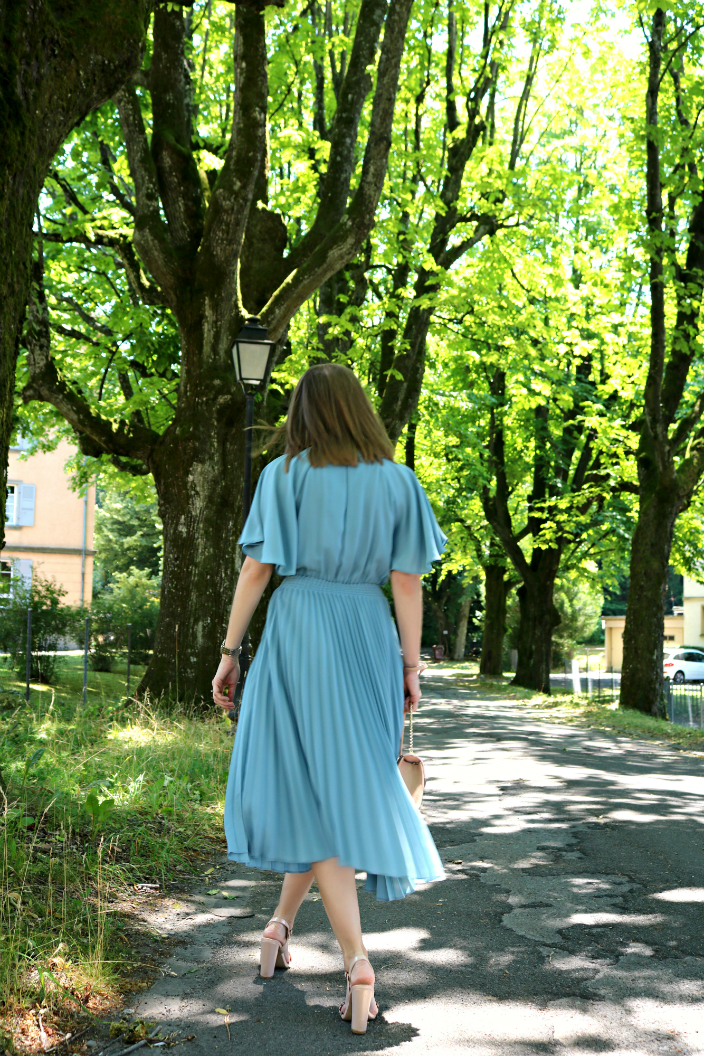 pleated summer dress (06b)