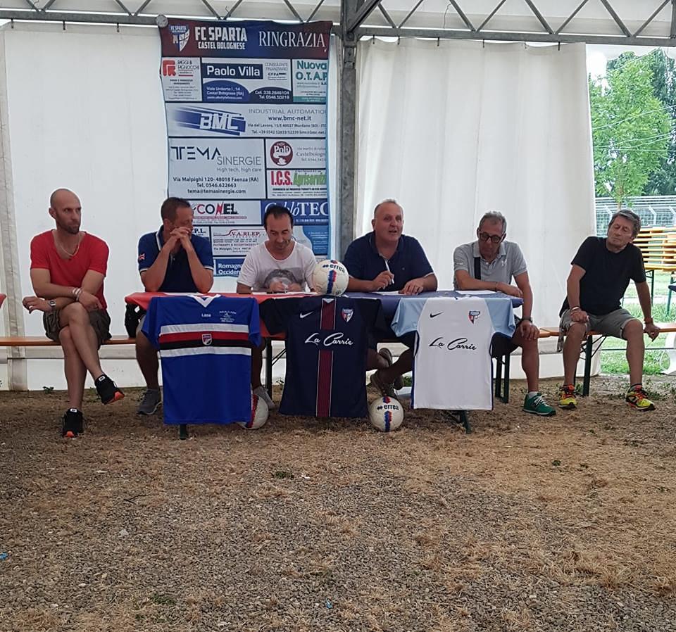 Calcio Promozione: Prime anticipazioni per il prossimo campionato dello SPARTA