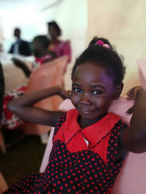 Cutest girl in Gulu
