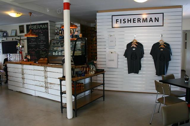 Fisherman Iceland